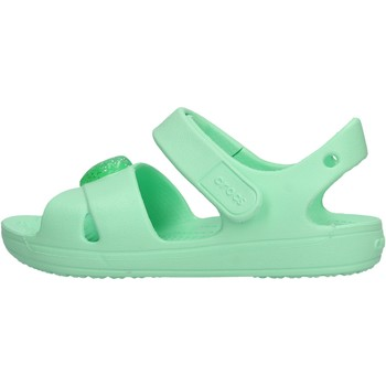 Scarpe Bambino Scarpe acquatiche Crocs - Classic cross verde 206245-3T1 VERDE