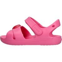 Scarpe Bambino Scarpe acquatiche Crocs - Classic cross fuxia 206245-669 FUXIA