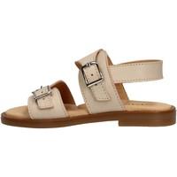 Scarpe Bambino Scarpe acquatiche Platis - Sandalo beige P4001-2 BEIGE