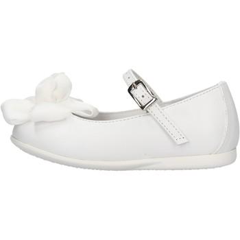 Scarpe Bambino Sneakers Platis - Ballerina bianco P2076-10 BIANCO