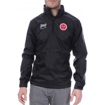 Abbigliamento Uomo giacca a vento Hungaria H-665611-70 Nero