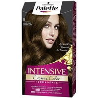 Bellezza Donna Tinta Palette Intensive Tinte 5-castaño Claro 1 u