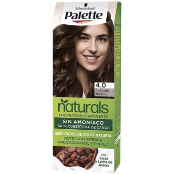 Bellezza Donna Tinta Palette Natural Tinte 4.0-castaño Medio 1 u