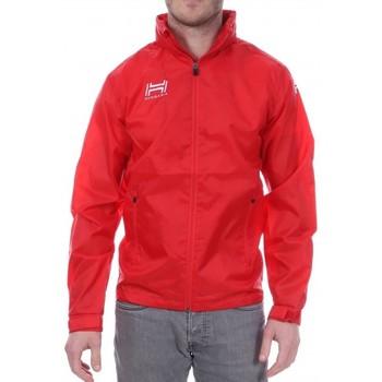 Abbigliamento Uomo giacca a vento Hungaria H-665611-70 Rosso