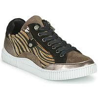 Scarpe Donna Sneakers basse Regard IDEM V6 CRIS TAUPE Marrone