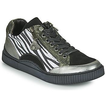 Scarpe Donna Sneakers basse Regard IDEM V5 CRIS ACERO Nero