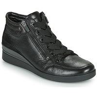 Scarpe Donna Sneakers alte Ara LAZIO-ST-HS Nero