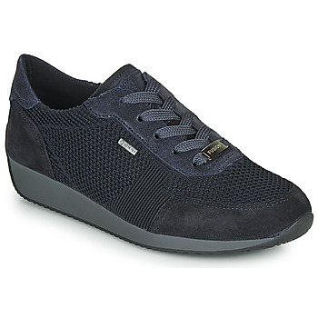 Scarpe Donna Sneakers basse Ara LISSABON-FUSI4-GOR Nero