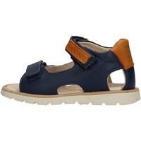 Scarpe Bambino Sandali Balducci - Sandalo blu CITA3551 BLU