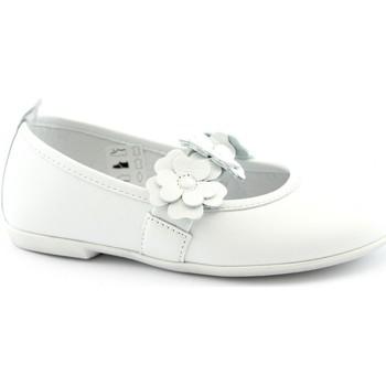 Scarpe Bambina Ballerine Balocchi BAL-E20-101686-BI-b Bianco