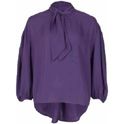 Abbigliamento Donna Top / Blusa Annarita N Camicia viola Viola