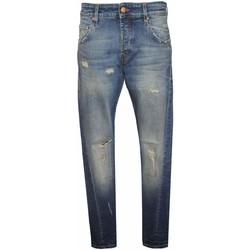 Abbigliamento Uomo Jeans slim Don The Fuller Jeans medio- Blu