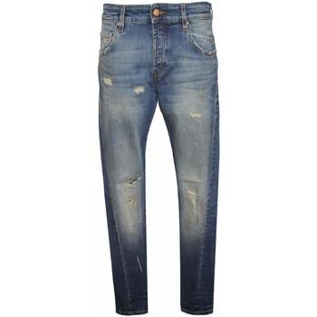 Abbigliamento Uomo Jeans slim Don The Fuller Jeans medio Blu