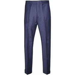 Abbigliamento Uomo Pantaloni Be Able Pantalone in lana- Blu