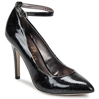 Scarpe Donna Décolleté Shellys London STAR Nero / Glitter