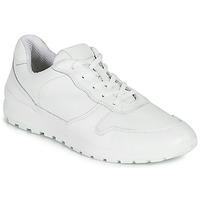 Scarpe Uomo Sneakers basse Casual Attitude NOUCHE Bianco