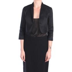 Abbigliamento Donna Giacche / Blazer Hanita H.J781.2671 Giacca Donna Nero Nero