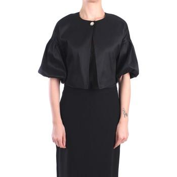 Abbigliamento Donna Giacche / Blazer Hanita H.J779.2671 Giacca Donna Nero Nero