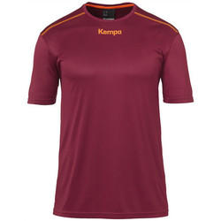 Abbigliamento Bambino T-shirt maniche corte Kempa Maillot  Poly rouge