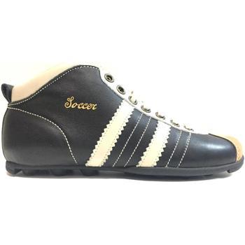 Scarpe Bambino Sneakers alte Cult ATRMPN-19410 Nero