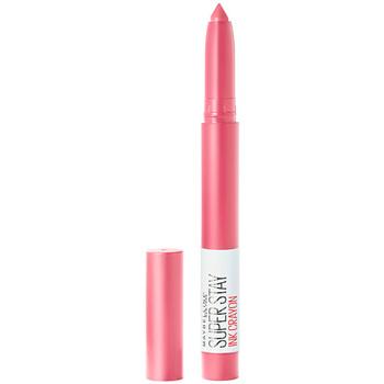 Bellezza Donna Rossetti Maybelline New York Superstay Ink Crayon 30-seek Adventure