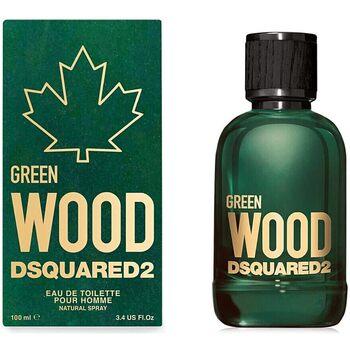 Bellezza Uomo Eau de toilette Dsquared Green Wood Pour Homme Edt Vaporizador  100 ml