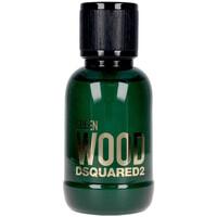 Bellezza Uomo Eau de toilette Dsquared Green Wood Pour Homme Edt Vaporizador  50 ml