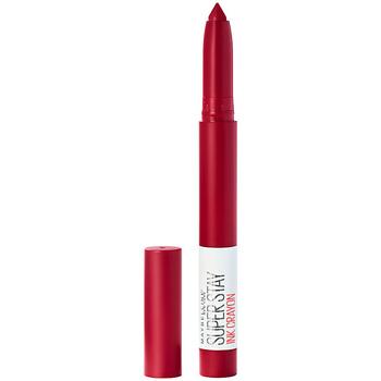 Bellezza Donna Matita per labbra Maybelline New York Superstay Ink Crayon 55-make It Happen 1,5 g