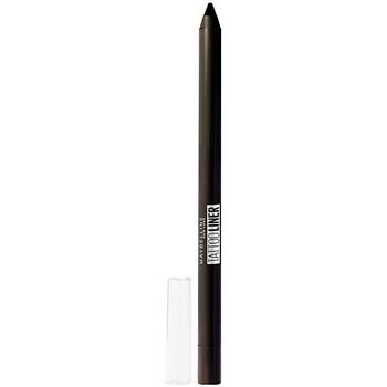 Bellezza Donna Matia per occhi Maybelline New York Tattoo Liner Gel Pencil 900-deep Onix Black 1,3 Gr 1,3 g
