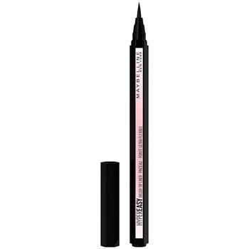 Bellezza Donna Matia per occhi Maybelline New York Hyper Easy Brush Tip Liner 800-knockout Black 0,6 g