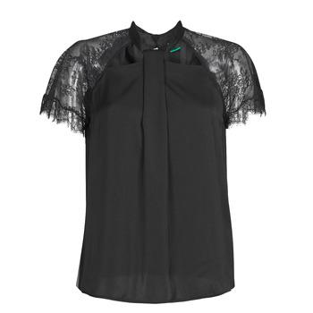Abbigliamento Donna Top / Blusa Guess GERDA Nero