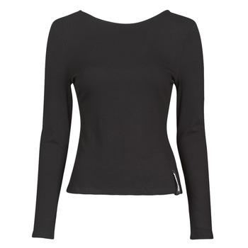 Abbigliamento Donna Top / Blusa Guess AYADA Nero