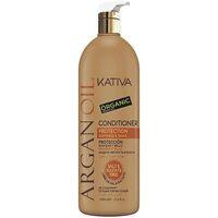 Bellezza Donna Maschere &Balsamo Kativa Argan Oil Conditioner  1000 ml
