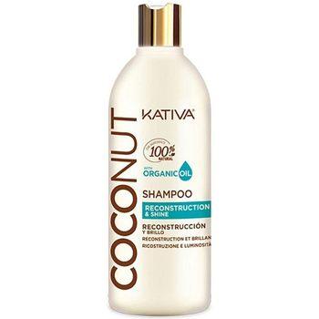 Bellezza Donna Shampoo Kativa Coconut Shampoo  500 ml