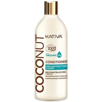 Bellezza Donna Maschere &Balsamo Kativa Coconut Conditioner  500 ml