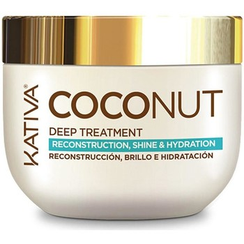 Bellezza Donna Maschere &Balsamo Kativa Coconut Deep Treatment  250 ml