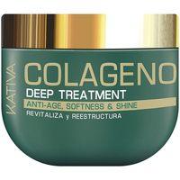 Bellezza Donna Shampoo Kativa Colágeno Deep Treatment  500 ml