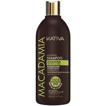 Bellezza Donna Shampoo Kativa Macadamia Hydrating Shampoo  500 ml