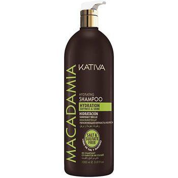 Bellezza Donna Shampoo Kativa Macadamia Hydrating Shampoo  1000 ml