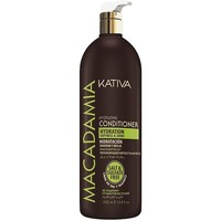 Bellezza Donna Maschere &Balsamo Kativa Macadamia Hydrating Conditioner  1000 ml