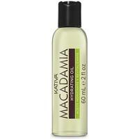 Bellezza Donna Shampoo Kativa Macadamia Hydrating Oil  60 ml