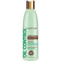 Bellezza Donna Maschere &Balsamo Kativa Oil Control Conditioner  250 ml