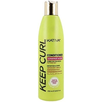 Bellezza Donna Maschere &Balsamo Kativa Keep Curl Conditioner  250 ml