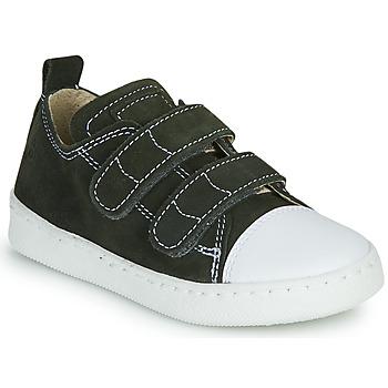 Scarpe Bambino Sneakers basse Citrouille et Compagnie NADIR Kaki