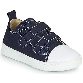 Scarpe Bambino Sneakers basse Citrouille et Compagnie NADIR Marine