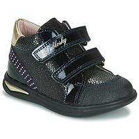 Scarpe Bambina Sneakers alte Pablosky 87529 Marine