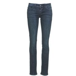Abbigliamento Donna Jeans dritti LTB ASPEN Blu / SCURO