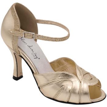 Scarpe Donna Décolleté Angela Calzature ABASTD2174oro oro