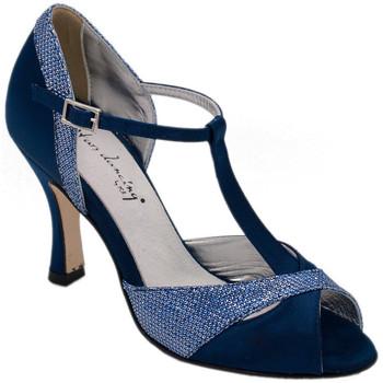 Scarpe Donna Décolleté Angela Calzature ABASTD2085blu blu