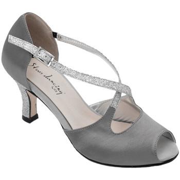 Scarpe Donna Décolleté Angela Calzature ABASTD2136Xgr grigio